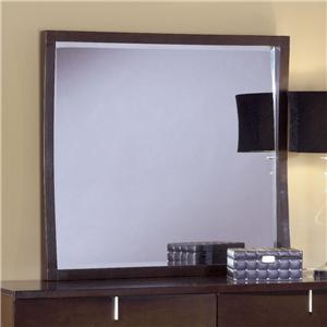 Modus International Legend Wood Square Mirror