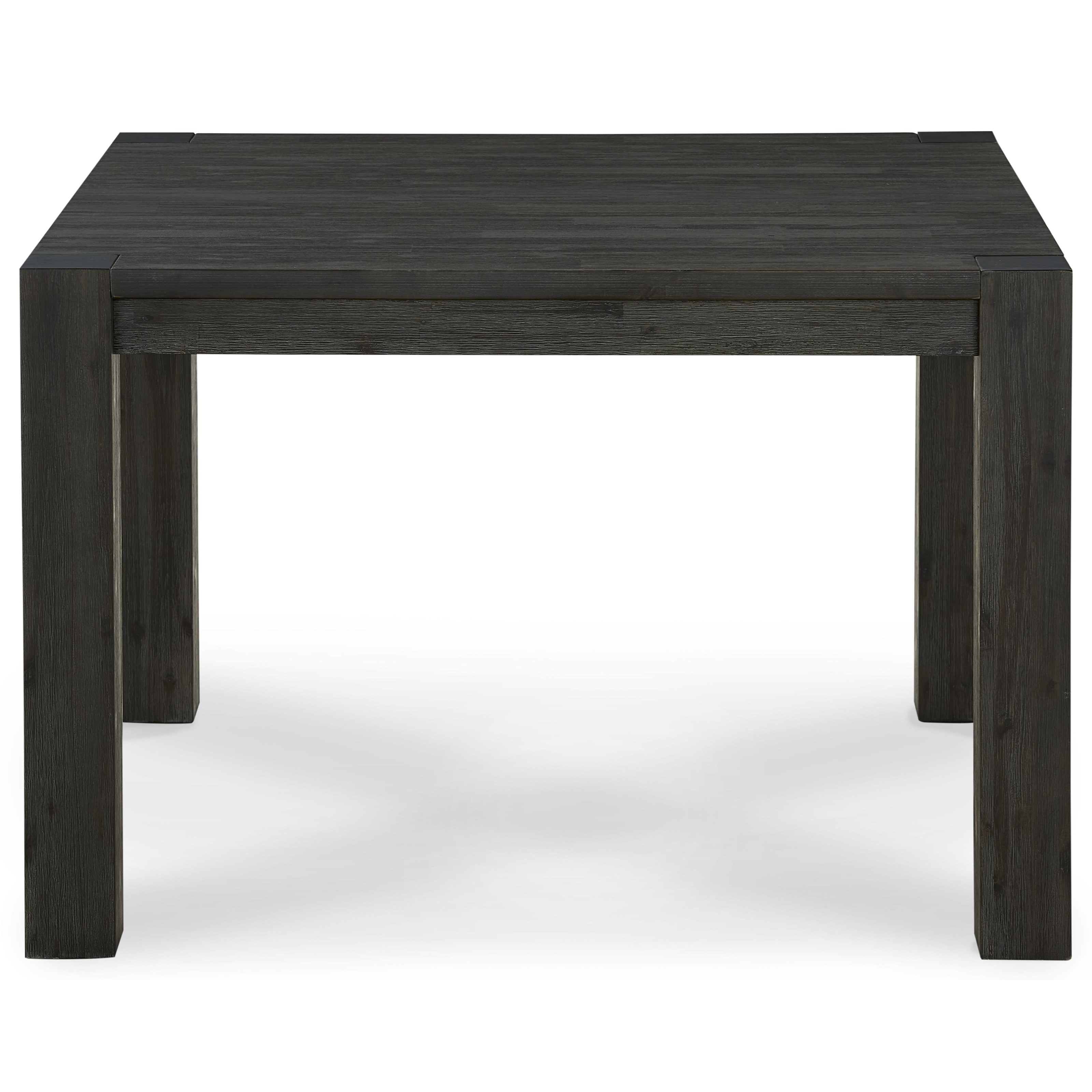 Meadow Solid Wood Square Counter Table at Sadler's Home Furnishings