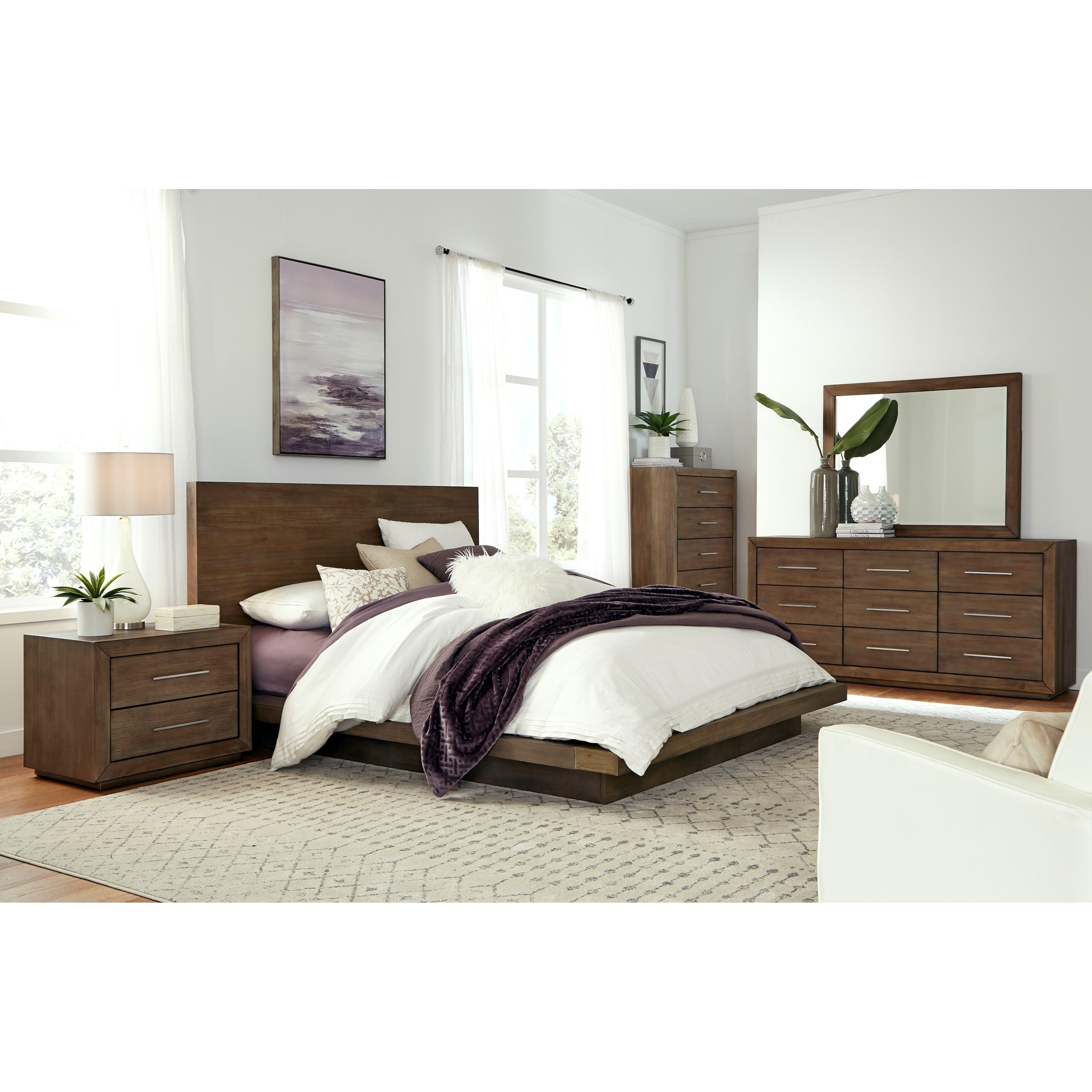 Melbourne Full Bedroom Group at Sadler's Home Furnishings