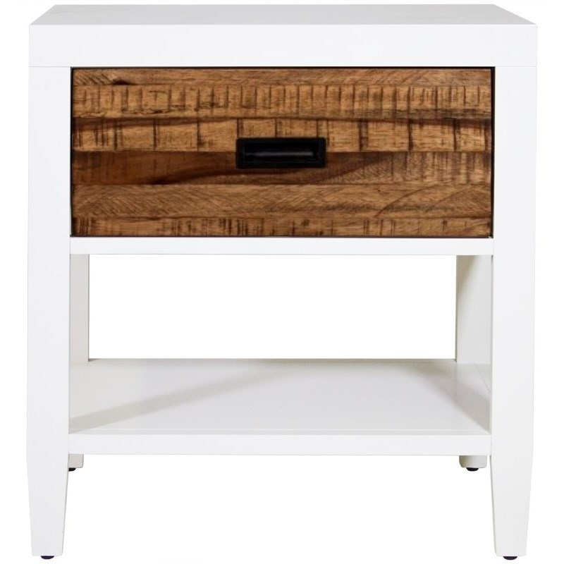 Montana 1 Drawer Nightstand by Modus International at Red Knot