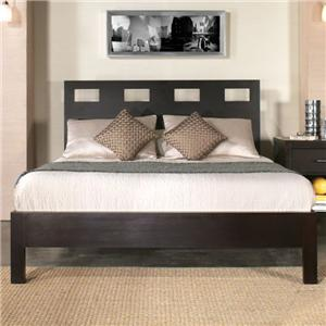 Modus International Nevis Queen Platform Bed