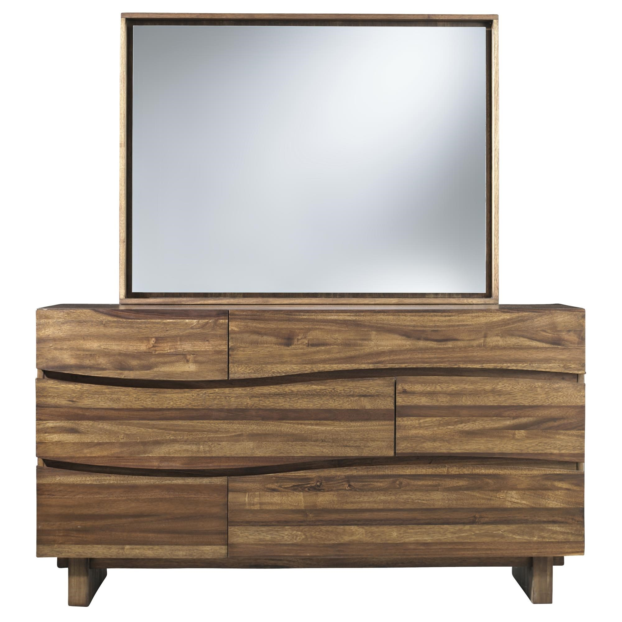 Ocean 6 Drawer Dresser by Modus International at Red Knot