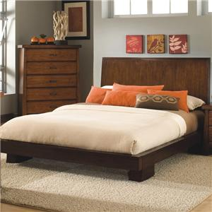 Modus International Stella Queen Platform Bed