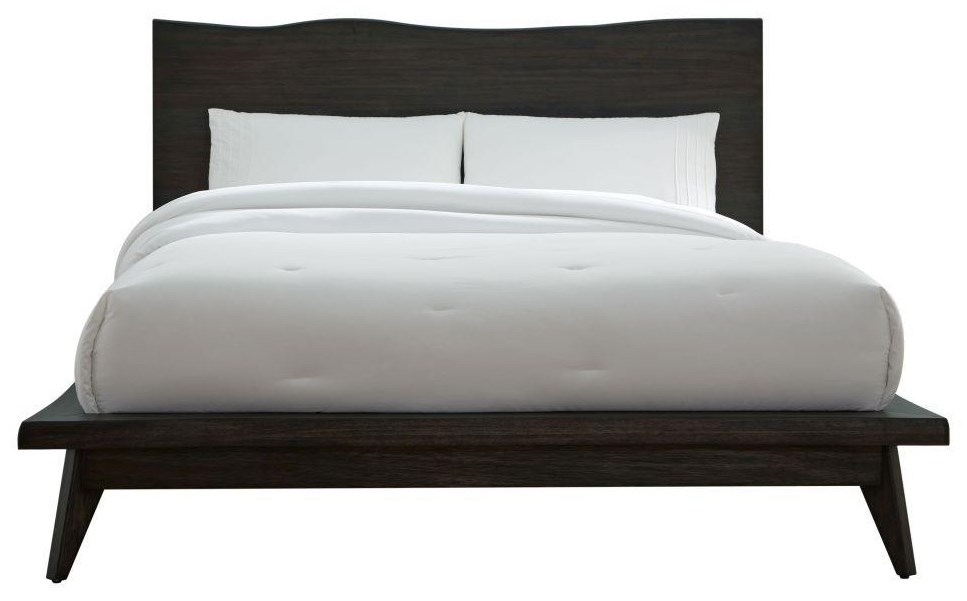 Tahoe Full Platform Bed by Modus International at HomeWorld Furniture