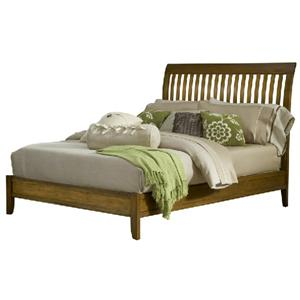 Modus International Trellis Queen Rake Bed