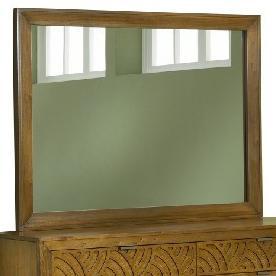 Modus International Trellis Landscape Mirror