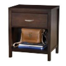 Modus International Urban Loft 1 Drawer Nightstand
