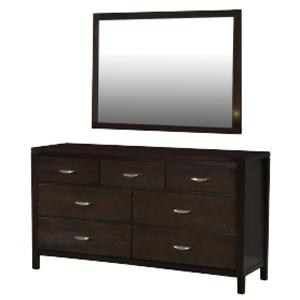 Modus International Urban Loft Dresser & Mirror