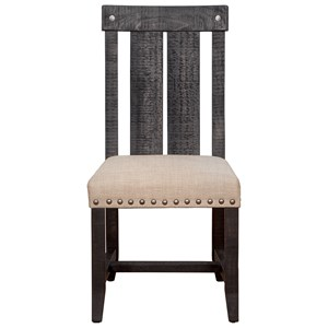 Cafe Wood Side Chair
