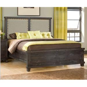 Modus International Yosemite Low Profile Cafe King Rustic Bed