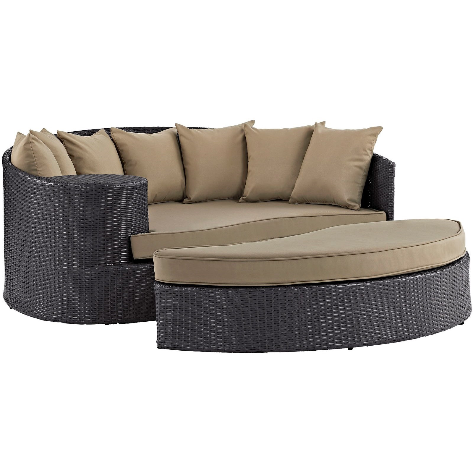 Convene Outdoor Patio Daybed by Modway at Value City Furniture