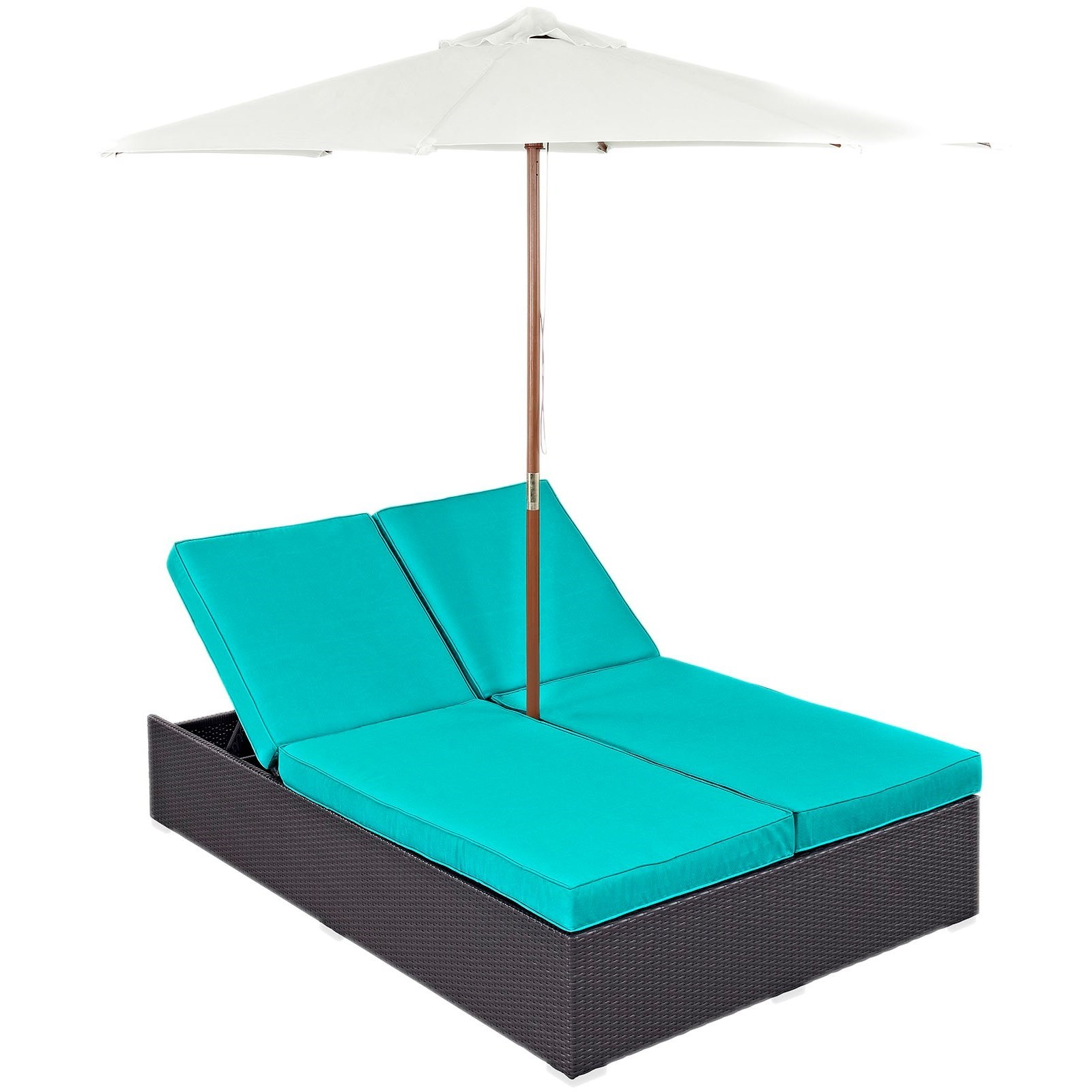 Convene Outdoor Patio Chaise by Modway at Value City Furniture