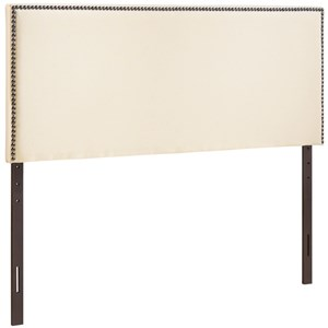 Full Nailhead Upholstered Headboard