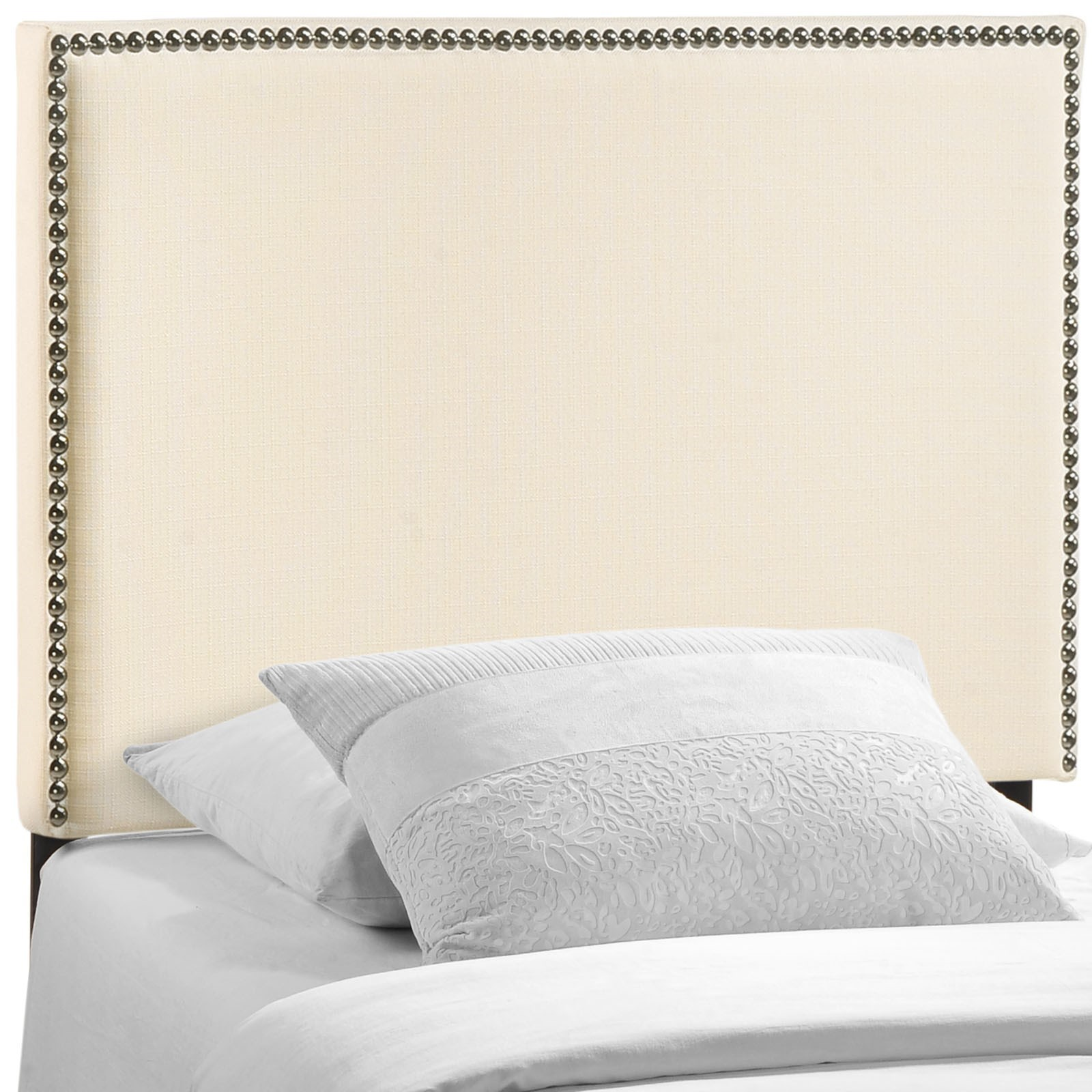 Region Twin Nailhead Upholstered Headboard by Modway at Value City Furniture