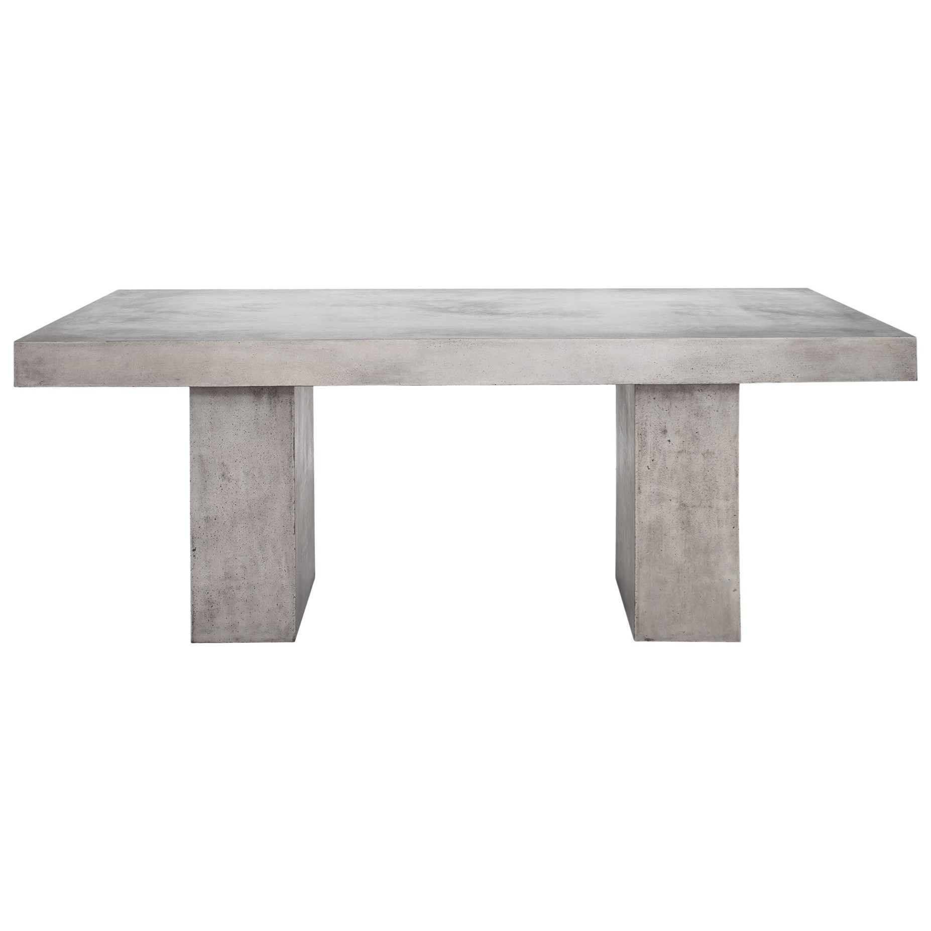 Aurelius Concrete Outdoor Dining Table by Moe's Home Collection at Stoney Creek Furniture