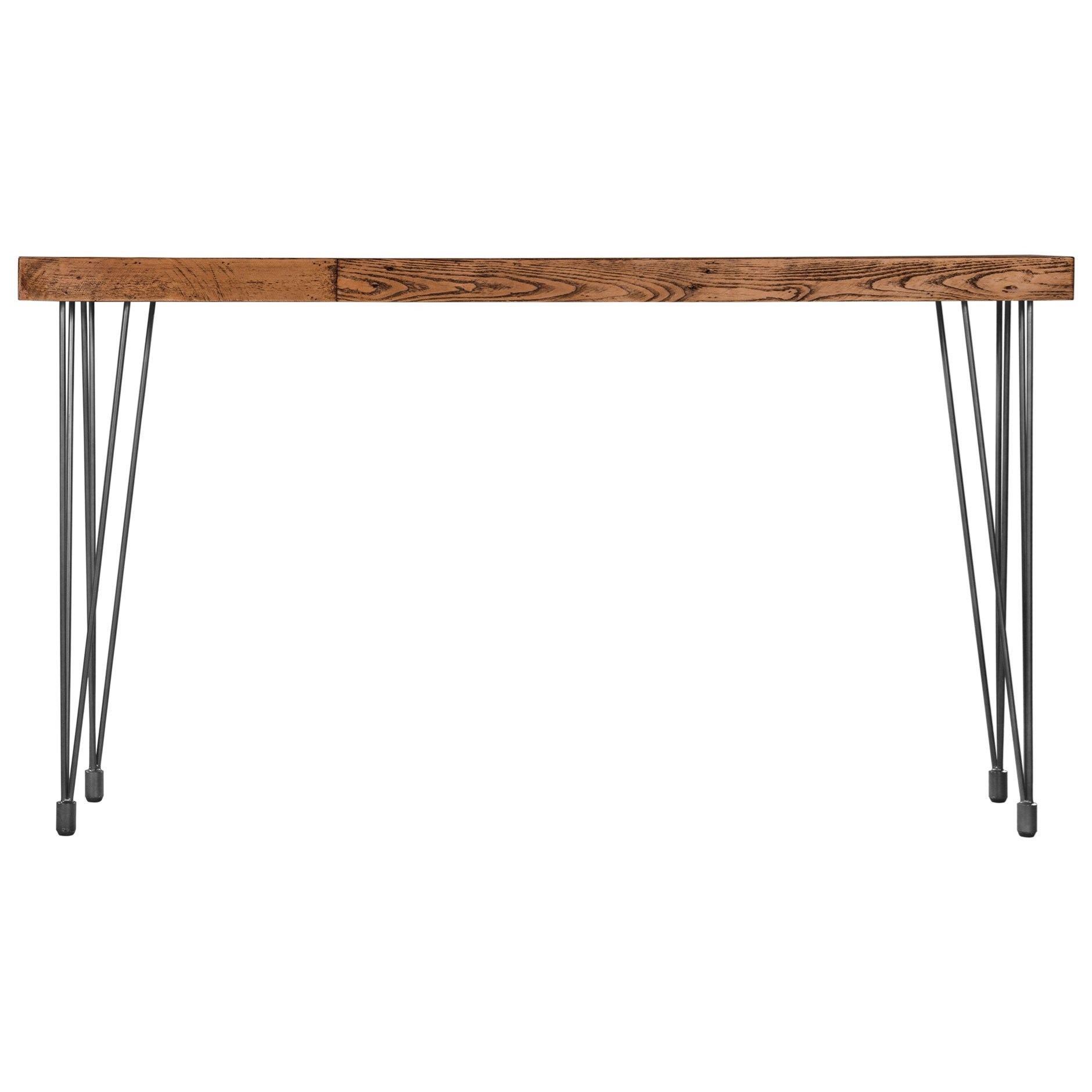 Boneta Recycled Pine Console Table at Sadler's Home Furnishings