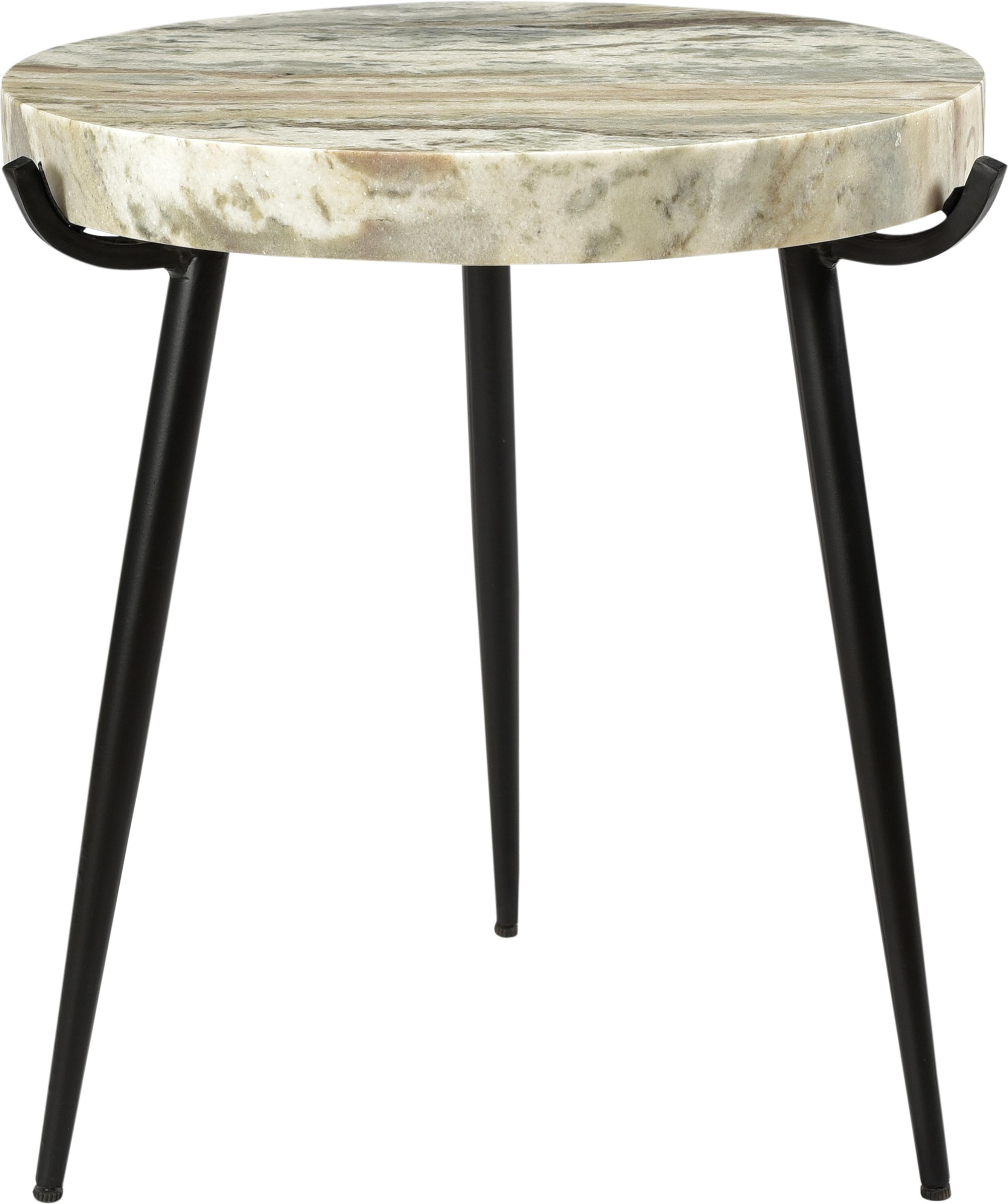 Brinley Brinley Marble Accent Table by Moe's Home Collection at Stoney Creek Furniture