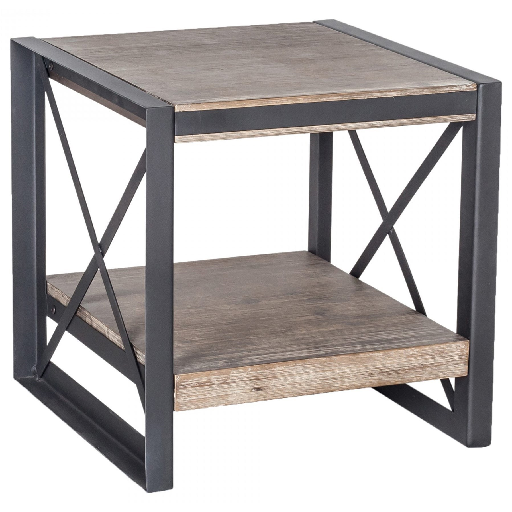 Bronx Side Table by Moe's Home Collection at Stoney Creek Furniture