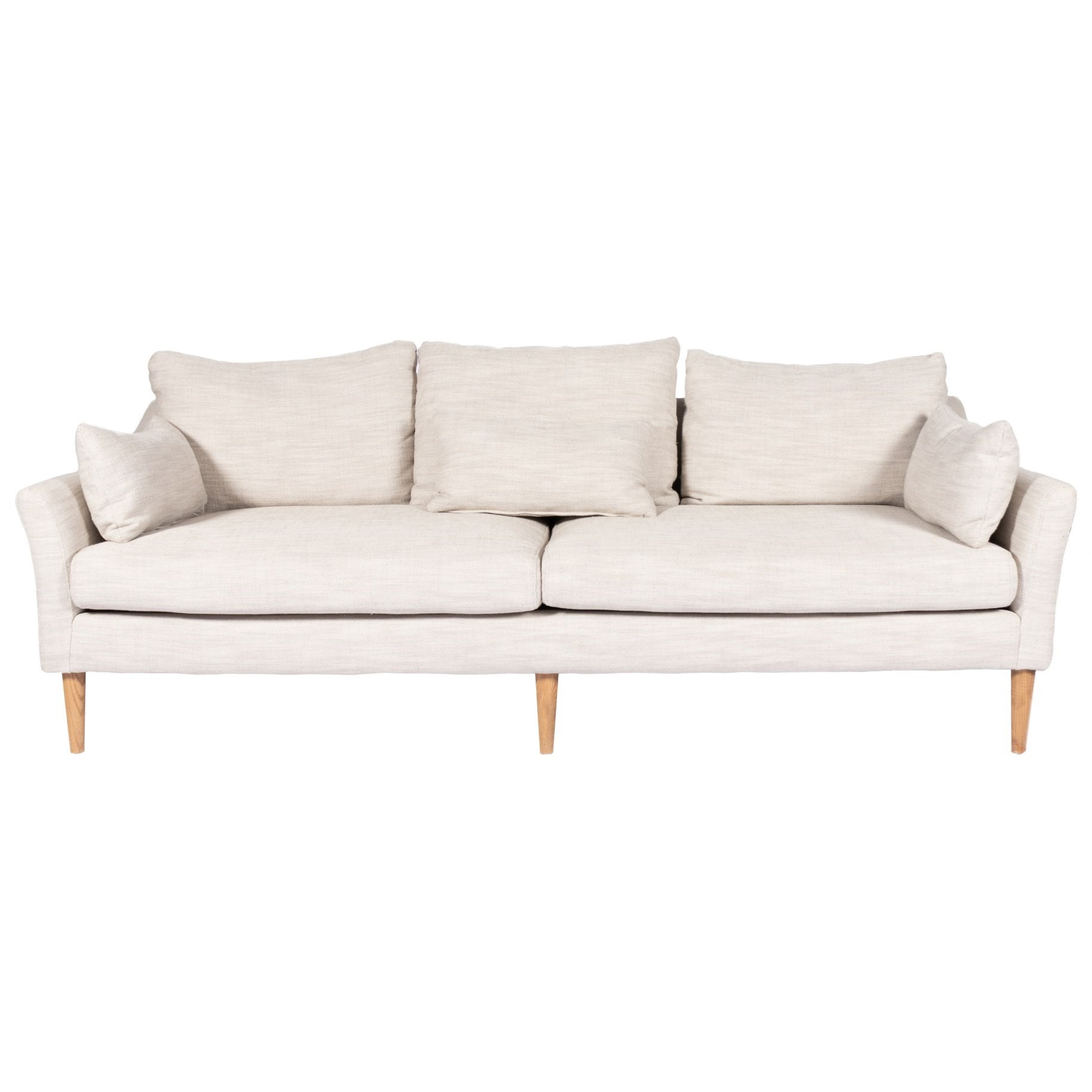 Calista Transitonal Sofa by Moe's Home Collection at Stoney Creek Furniture