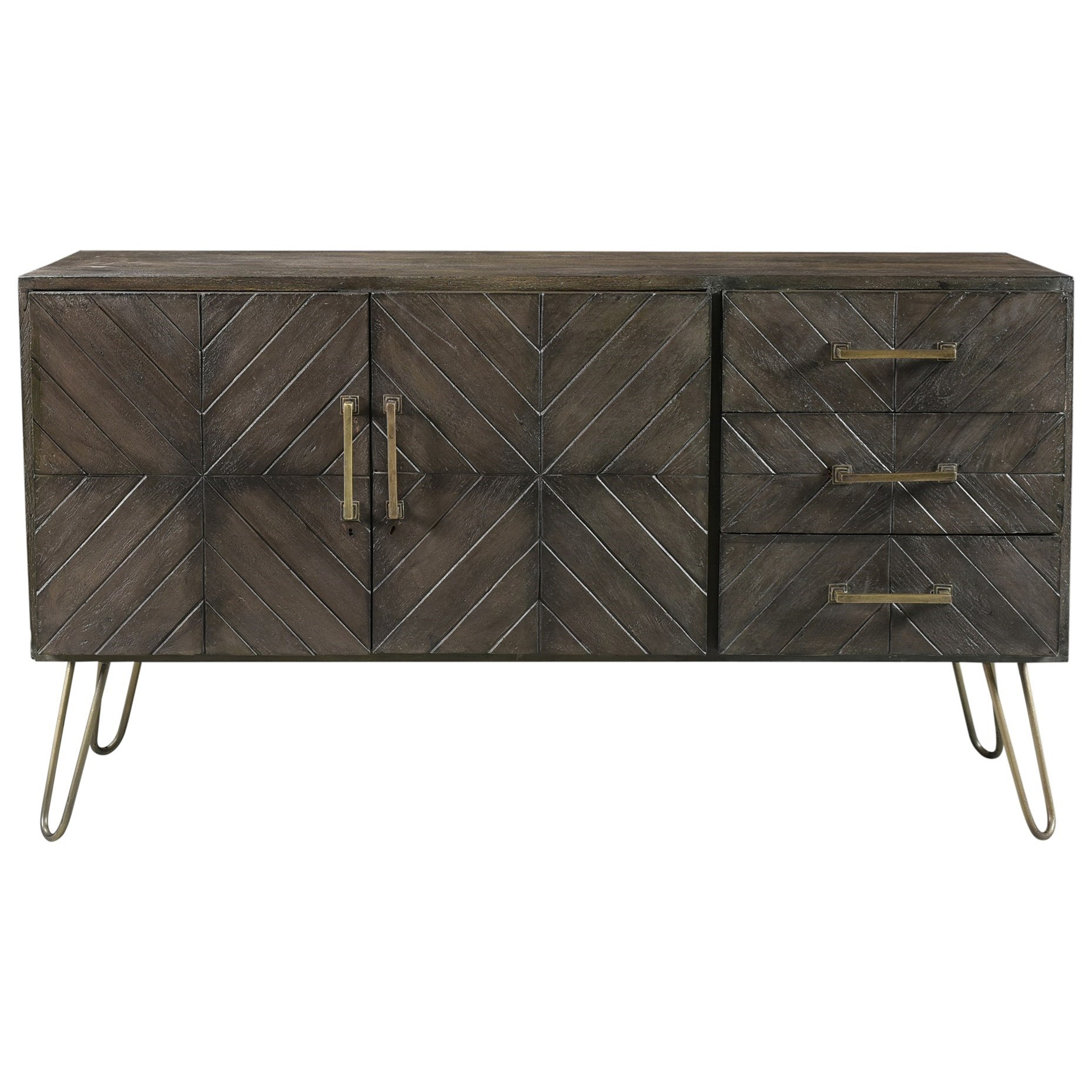 Champlain Sideboard by Moe's Home Collection at Stoney Creek Furniture