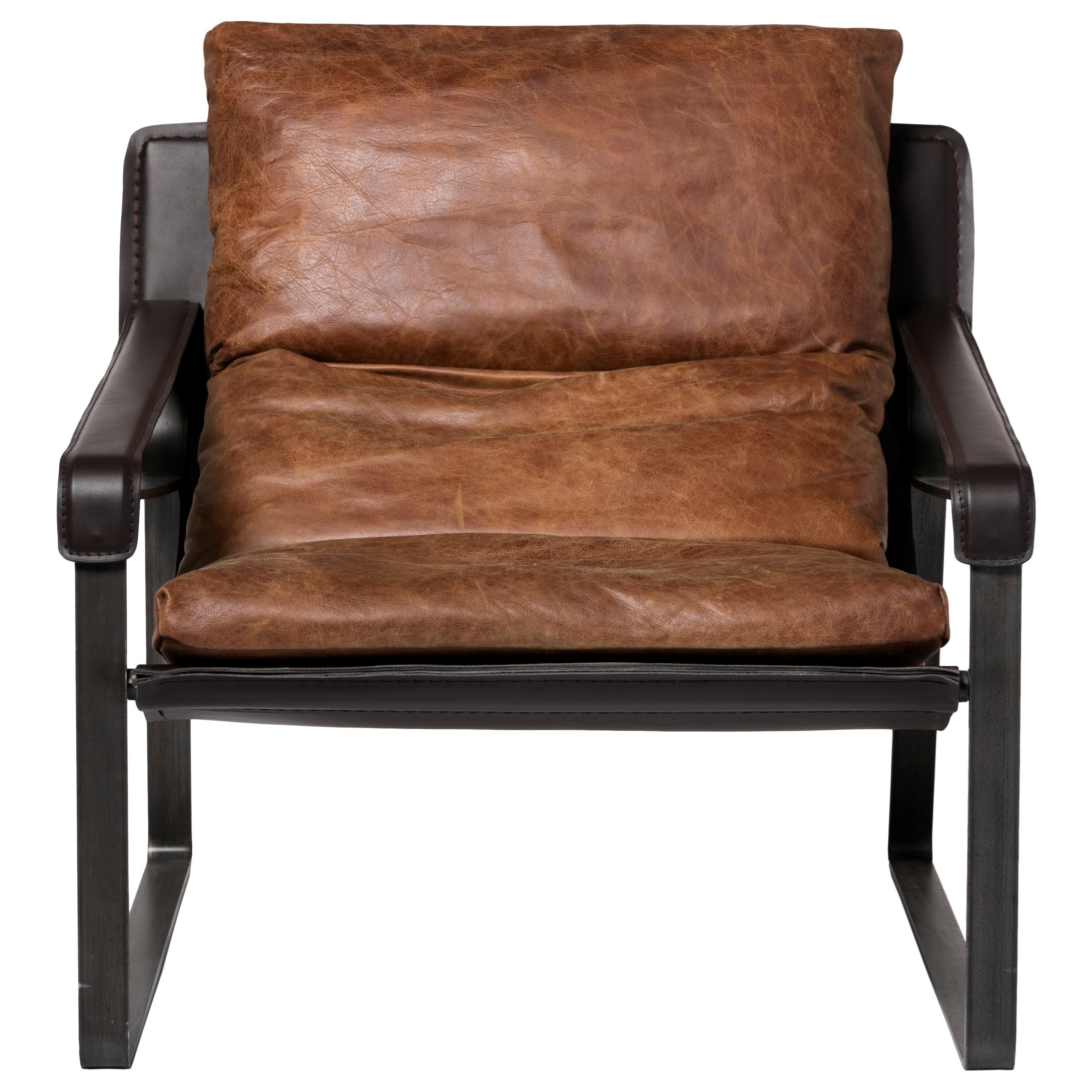 Connor Club Chair by Moe's Home Collection at Stoney Creek Furniture