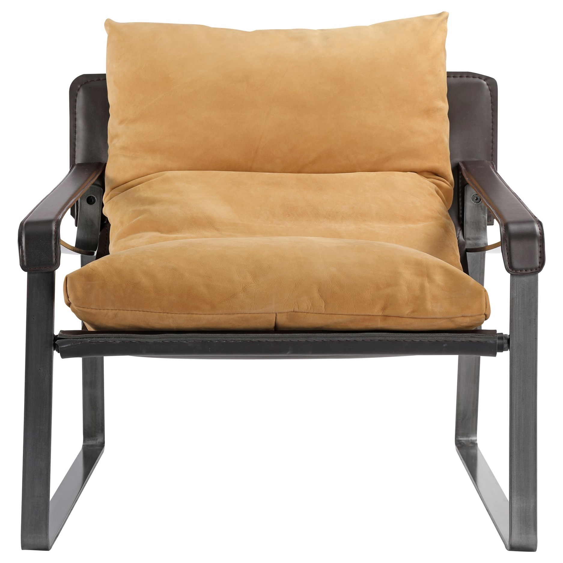 Connor Club Chair by Moe's Home Collection at Wilson's Furniture