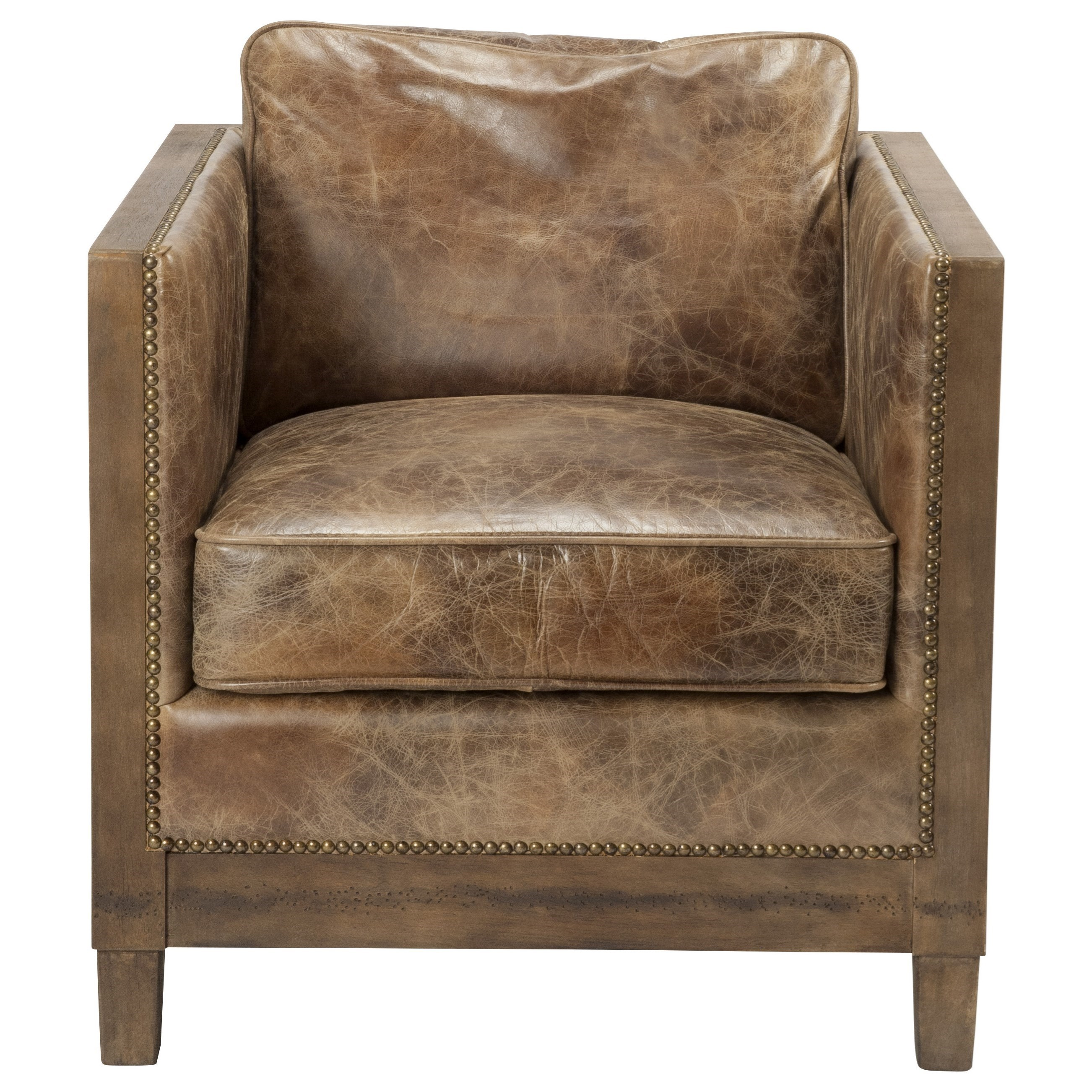 Darlington Club Chair by Moe's Home Collection at Stoney Creek Furniture