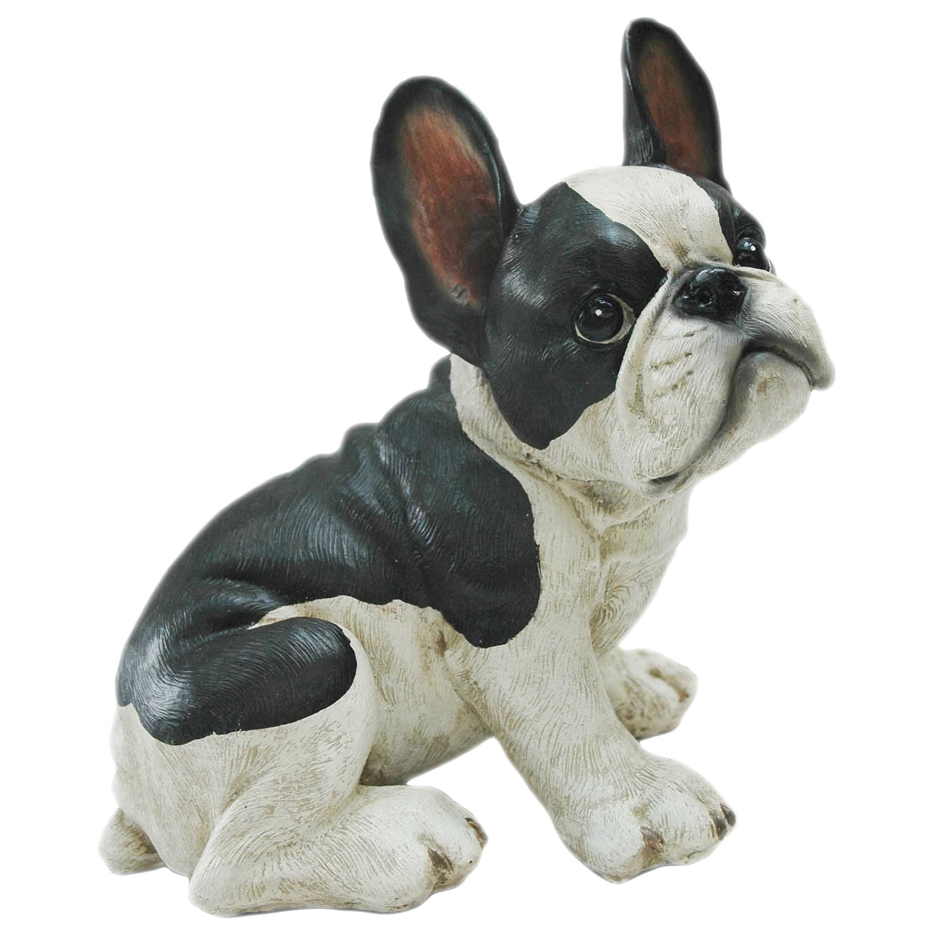 Sculptures Frenchie Statue Simone by Moe's Home Collection at Stoney Creek Furniture
