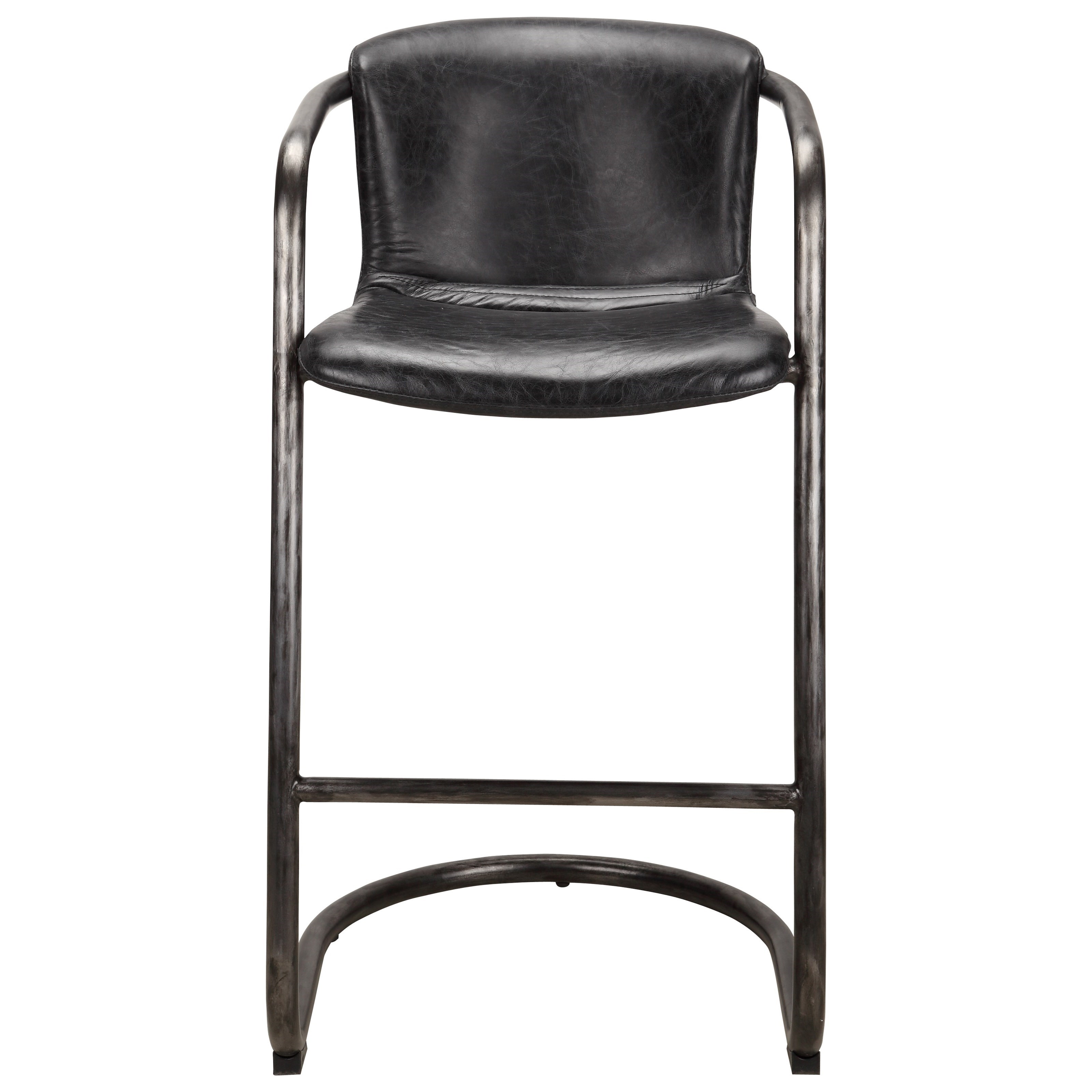 Dining Chairs Freeman Bar Stool by Moe's Home Collection at Stoney Creek Furniture
