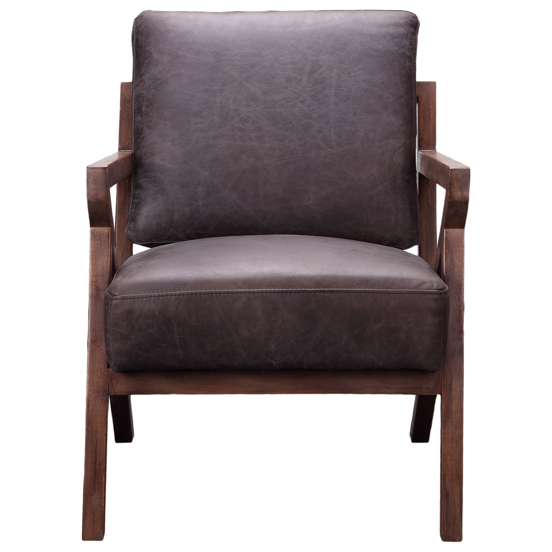 Drexel Arm Chair by Moe's Home Collection at Wilson's Furniture