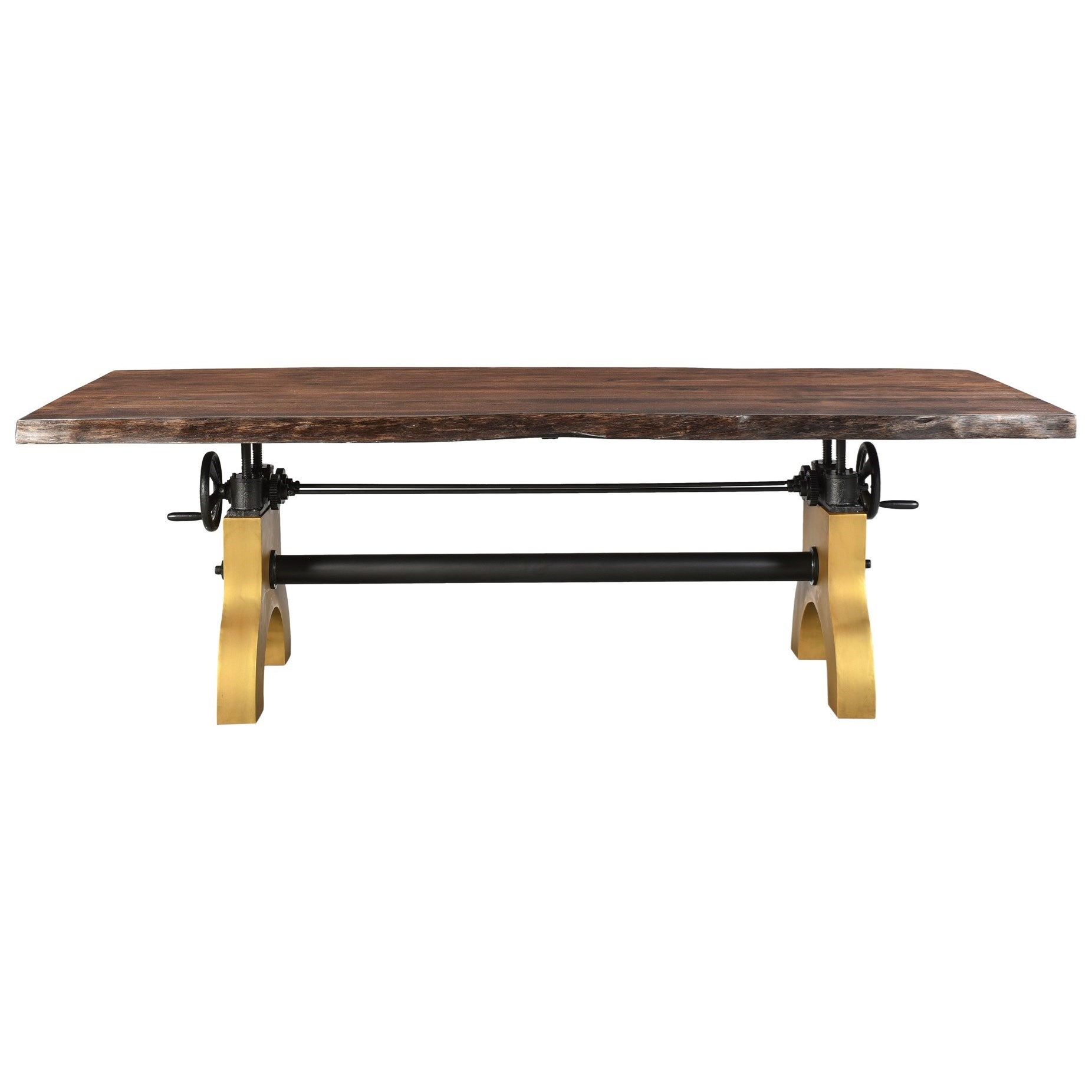 Dunedin Dining Table by Moe's Home Collection at Fashion Furniture