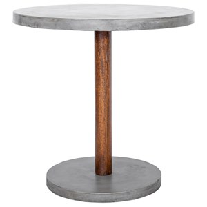 Industrial Outdoor Counter Height Table