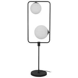 Whistler Floor Lamp - Black