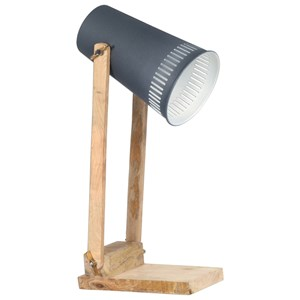 Oslo Table Lamp - Grey