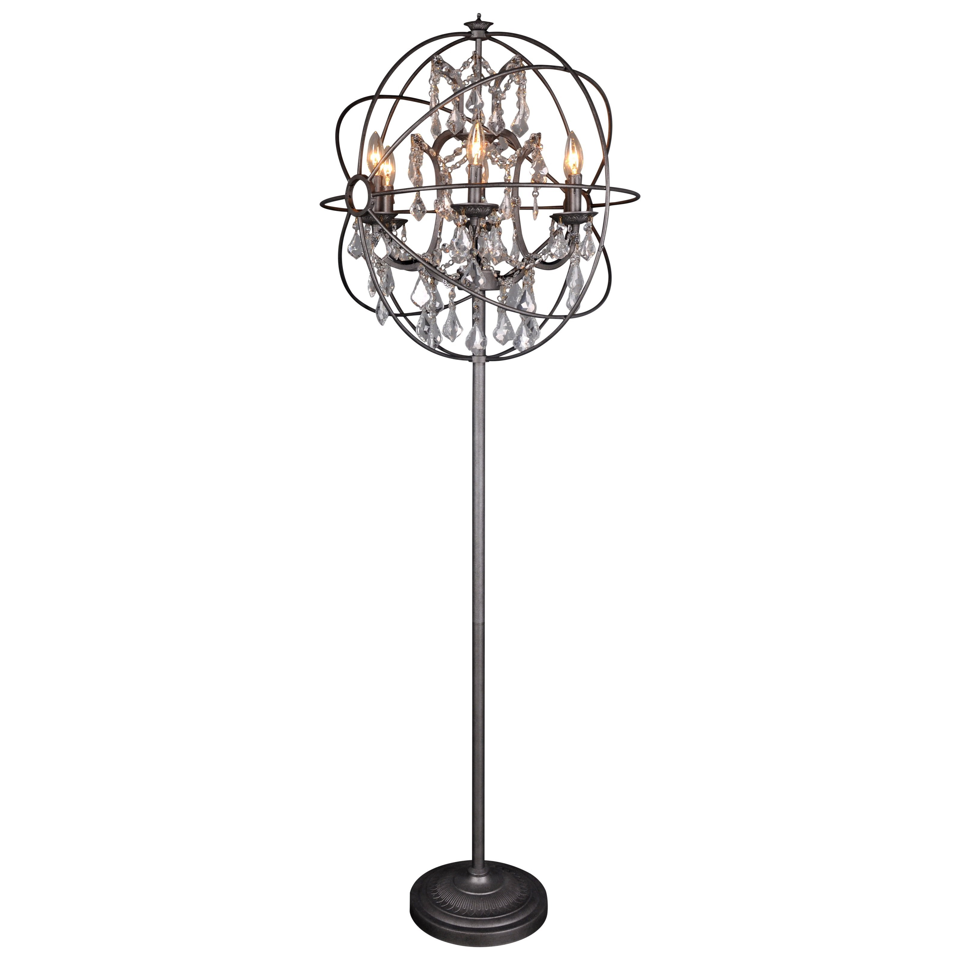 Lighting Adelina Floor Lamp by Moe's Home Collection at Stoney Creek Furniture