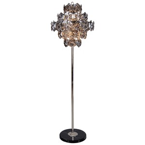 Swan Floor Lamp