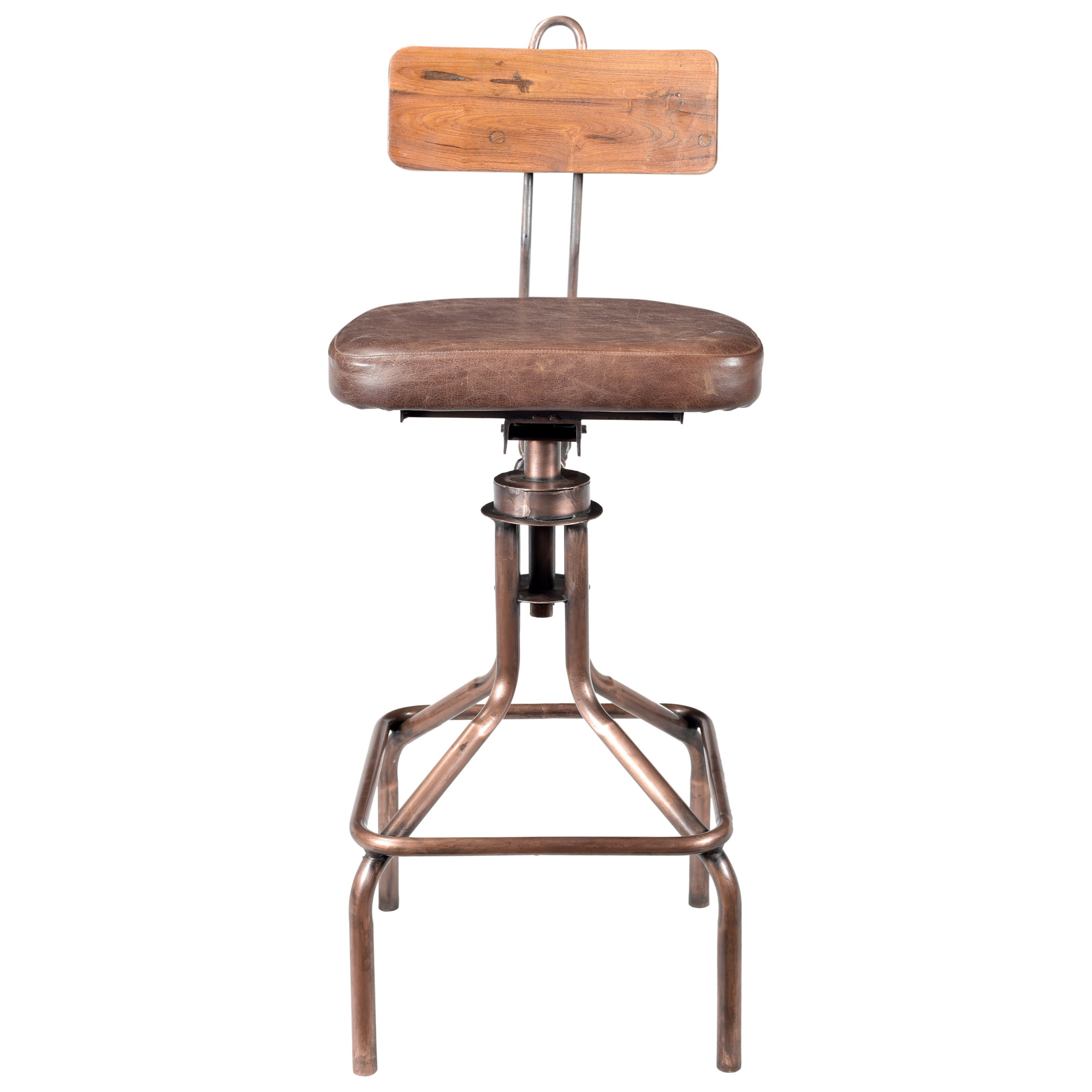 National Bar Stool by Moe's Home Collection at Stoney Creek Furniture