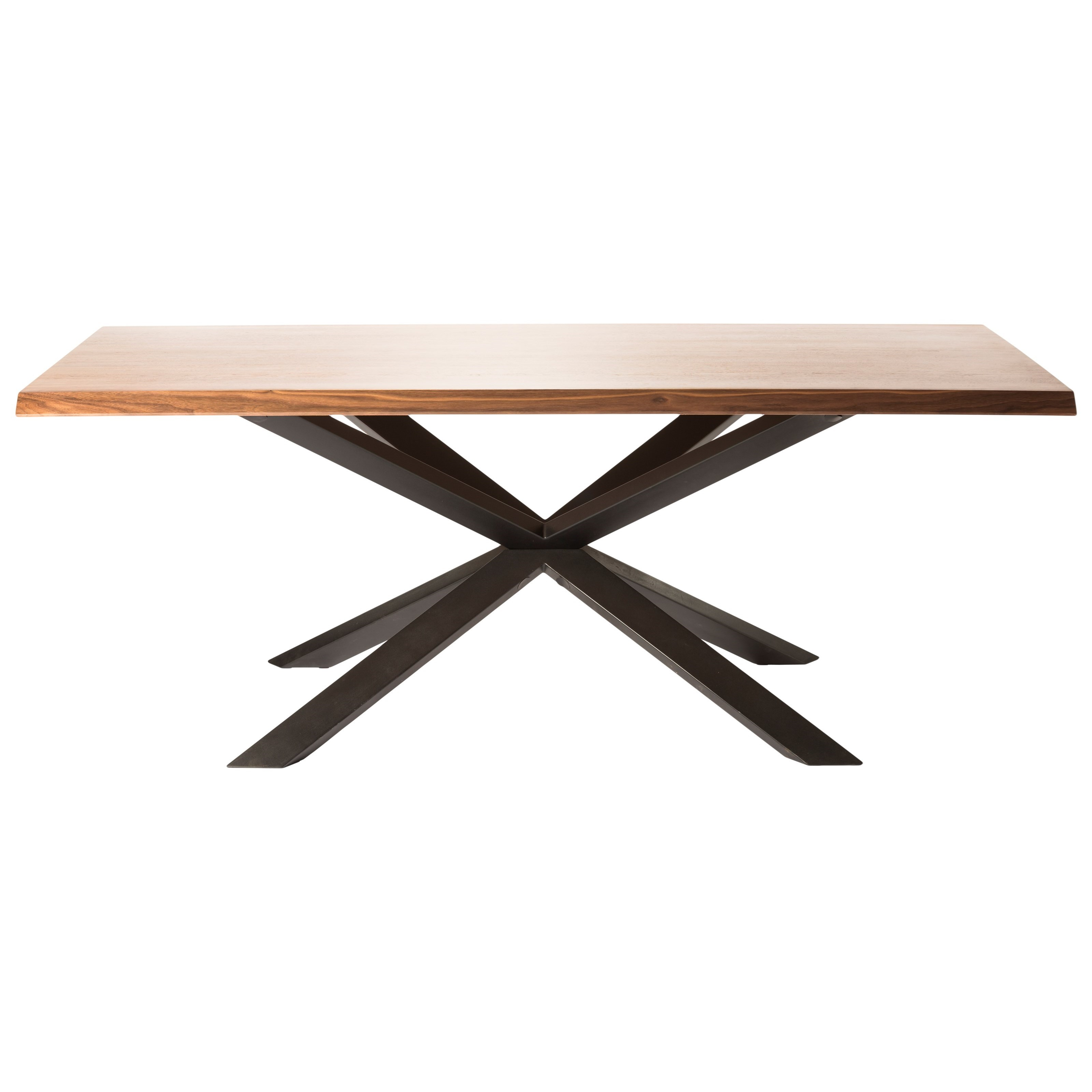 Oslo Dining Table Walnut by Moe's Home Collection at Stoney Creek Furniture