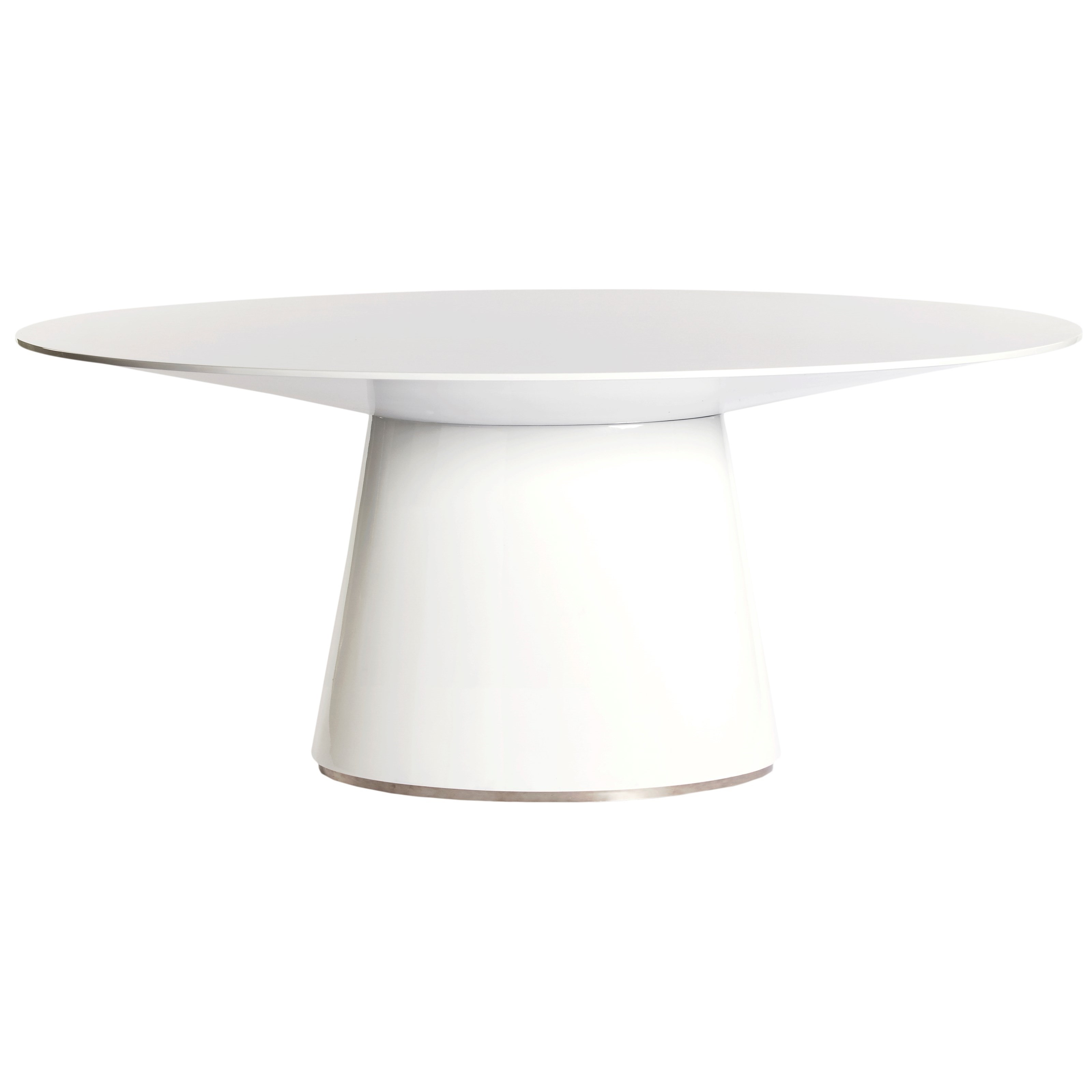 Otago Oval Dining Table by Moe's Home Collection at Wilson's Furniture