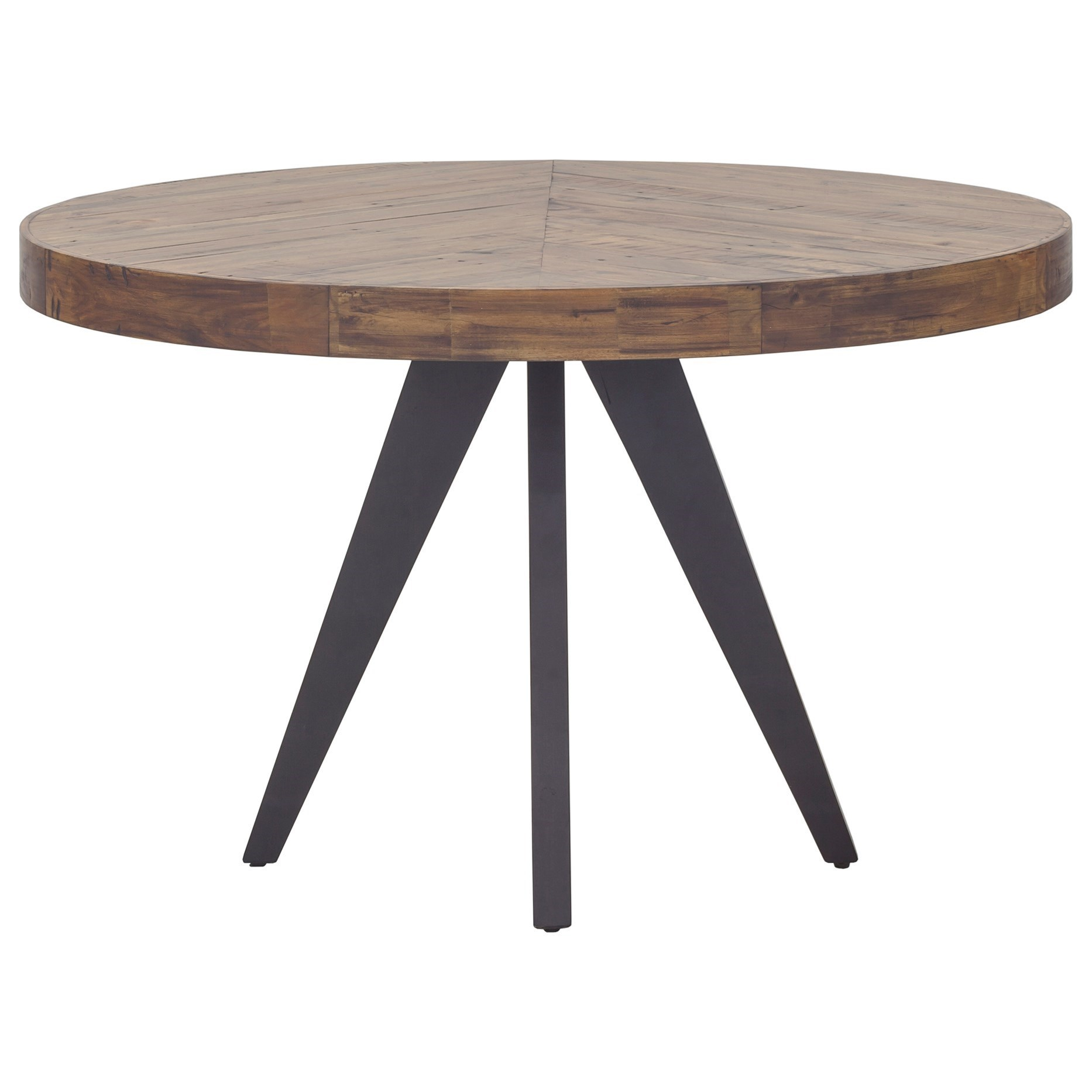 Parq Round Dining Table by Moe's Home Collection at Stoney Creek Furniture