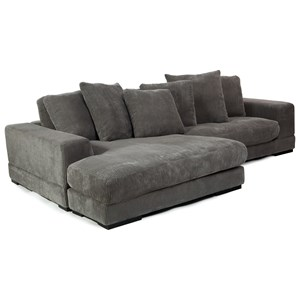 Sectional with Flip-Style Chaise