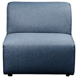 Contemporary Slipper Chair