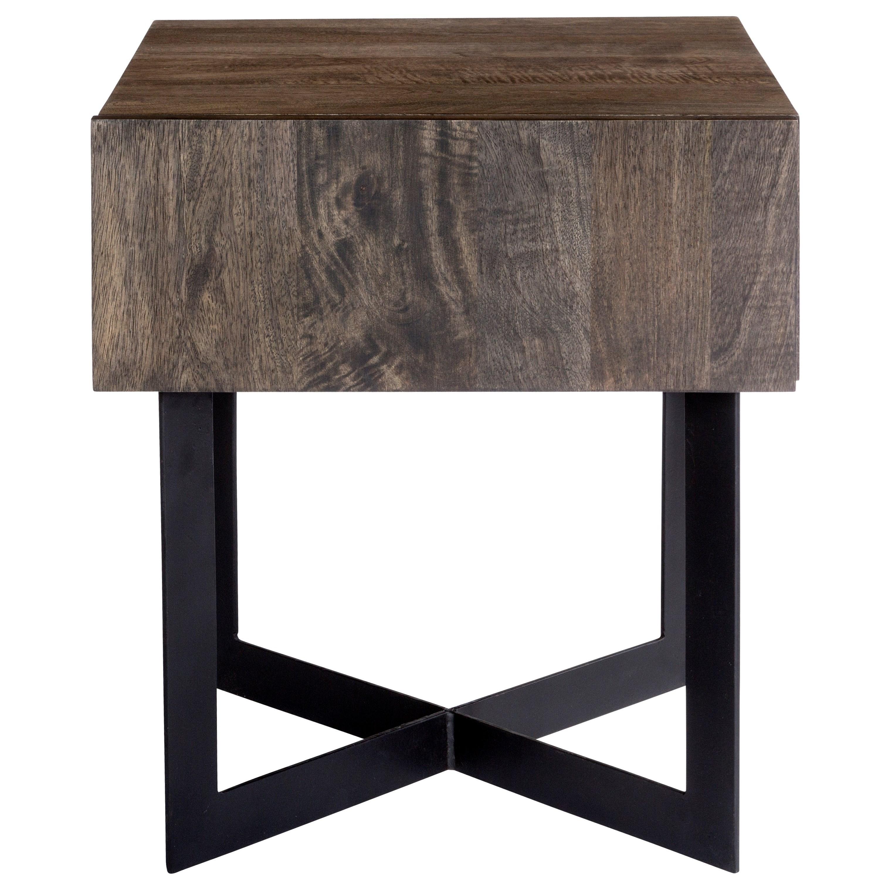 Tiburon Side Table at Sadler's Home Furnishings