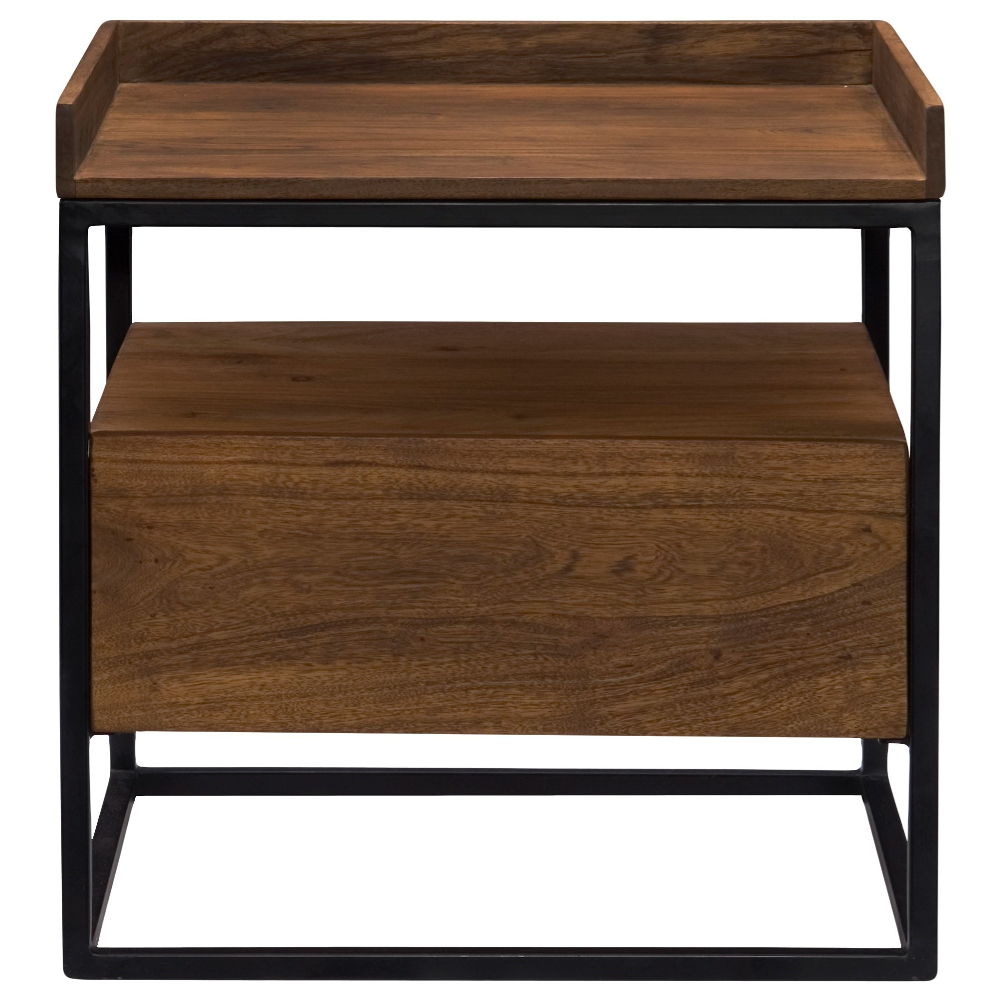 Vancouver Side Table by Moe's Home Collection at Stoney Creek Furniture