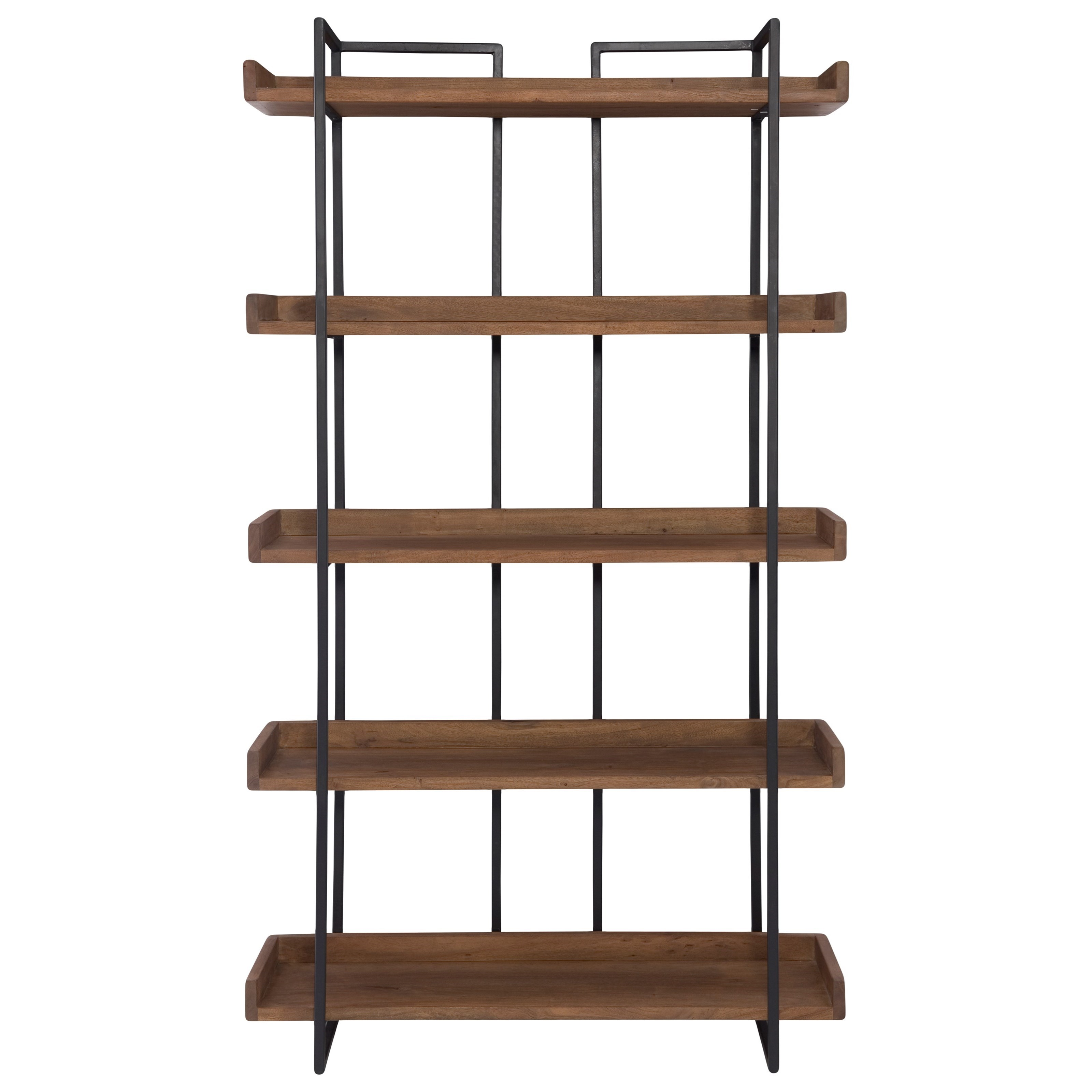 Vancouver Small Bookshelf by Moe's Home Collection at Stoney Creek Furniture