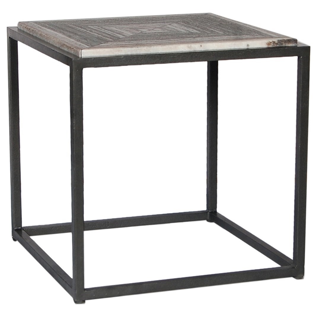 Winslow Marble Side Table by Moe's Home Collection at Stoney Creek Furniture