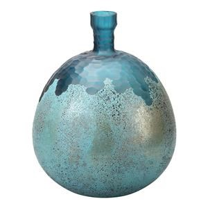 Nix Blue Vase