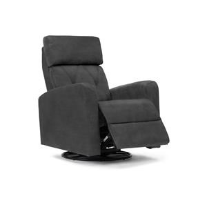 Power Glider Recliner with Swivel