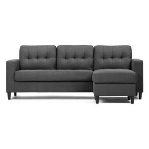 Sofa with Floating Ottoman