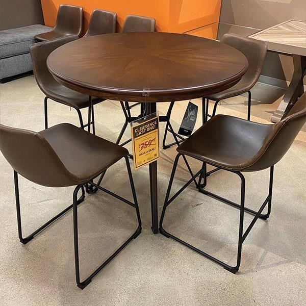 Last One Dining Set Last One! 5-Piece Dining Set! at Morris Home